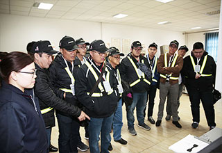 Philippines Delegation Visit to Yanchang Rubber