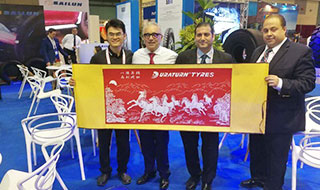 Yanchang Rubber Attend Latin American & Caribbean Tyre Expo In Panama
