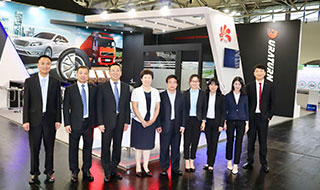 Stunning Appearance in The Tyre Cologne, Yanchang Rubber open a new chapter in internationalization